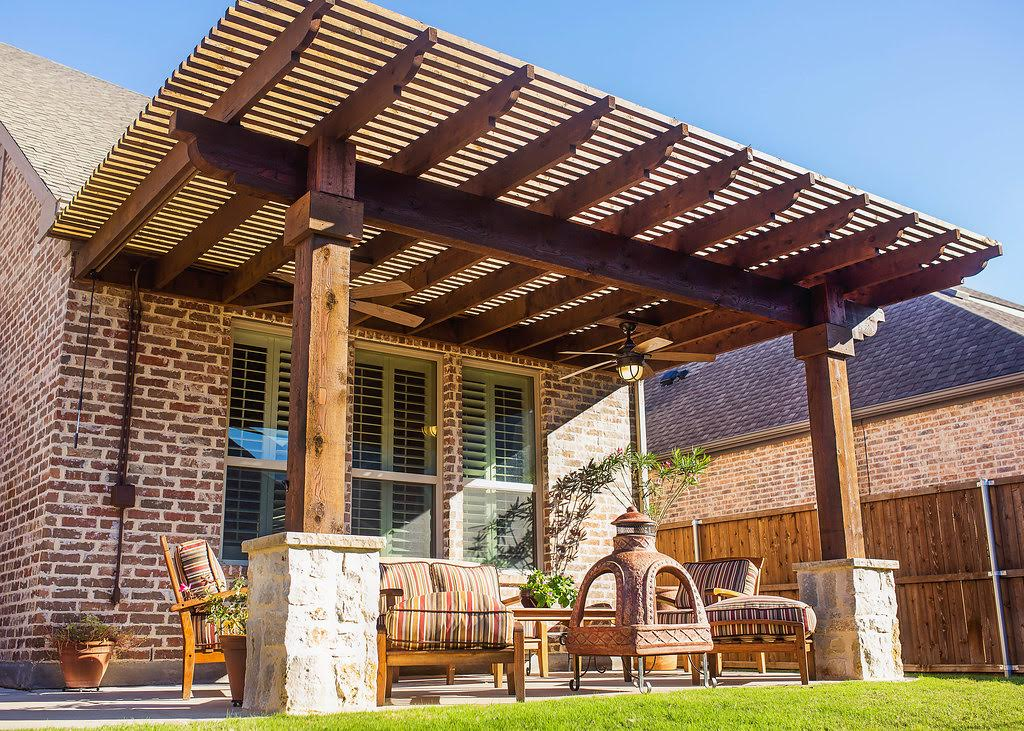 A Custom Cedar Arbor Or Patio Cover Can Transform A Patio Experience Into  An Oasis. It Can Change Unusable Spaces Into Functional And Beautiful  Outdoor ...
