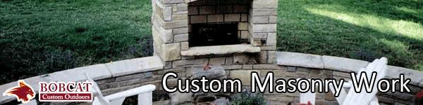 custom masonry work, frisco masonry work, allen masonry contractor