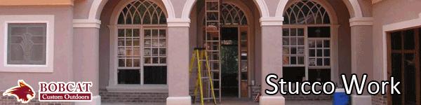 stucco work, allen custom stucco work,  frisco stucco work, mckinney custom stucco work