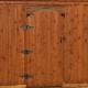 Custom-Gate--Classic-Cedar-Stain