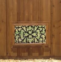 Custom Doggie Window
